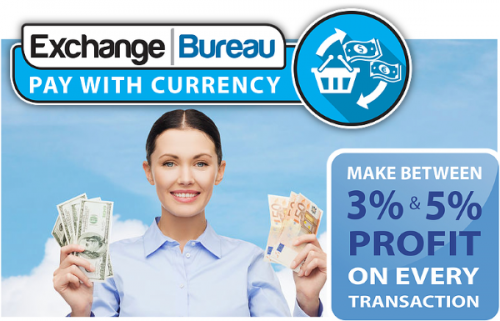 pay with currency